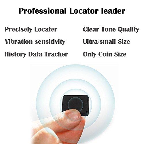 Localizador GPS Tracker Mini Smart Rastreador de GPS -Para conocer ubicación de personas y vehículos GPS Satélital con función de rastreador y mensajes