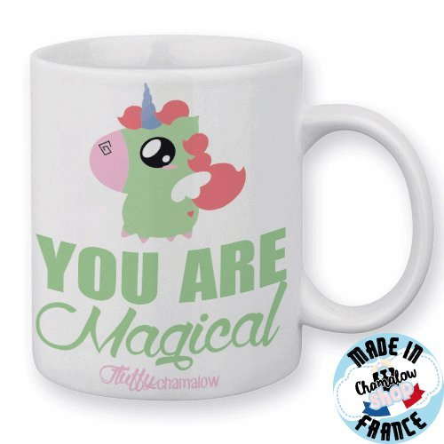 Mug - Licence officielle - Licorne Fluffy Chamalow