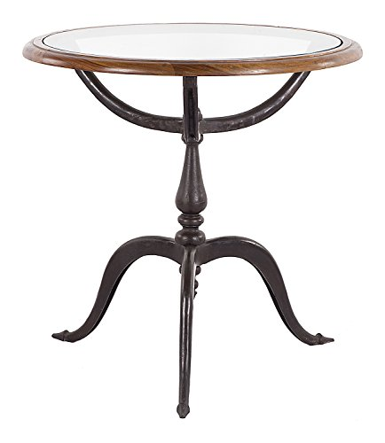 RJ19 RJ 0000180 End Table (Black)