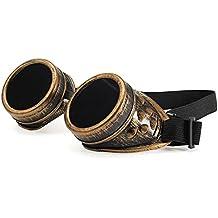 TENGGO Color Eclipse Solar Gafas Gafas Electric Soldadura Gafas De Sol A  Prueba De Viento Montar 59bd81873d57
