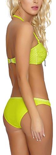 Verano Damen Bikini Paola Lemon