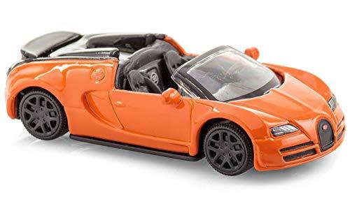 Blechspielzeug Das Beste Siku 1353 Bugatti Veyron Grand Sport Super Serie Neu Modellbau