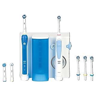 Oral-B Professional Care Center 2000 elektrische Zahnbürste & Munddusche in einem (B00DPI4Y6U) | Amazon price tracker / tracking, Amazon price history charts, Amazon price watches, Amazon price drop alerts