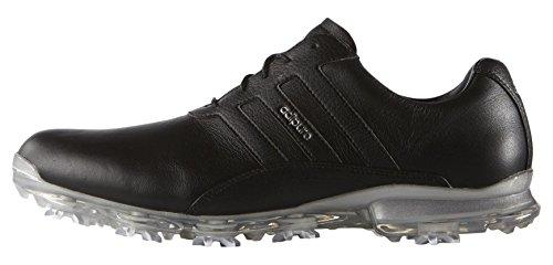Adidas Adipure Classic Chaussures De Golf, Homme Noir / Argent