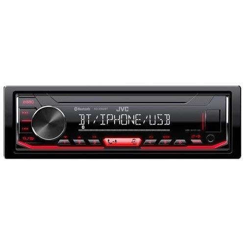 JVC KD-X362BT Bluetooth Autoradio Multimedia Receiver schwarz (1 DIN, 50 Watt, drehbar, MOSFET, LCD) Jvc Lcd