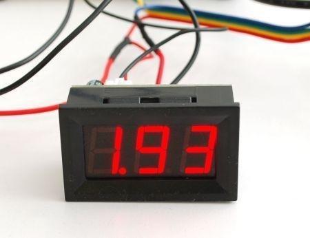 Adafruit Industries Stromzähler, 0-9,99 A