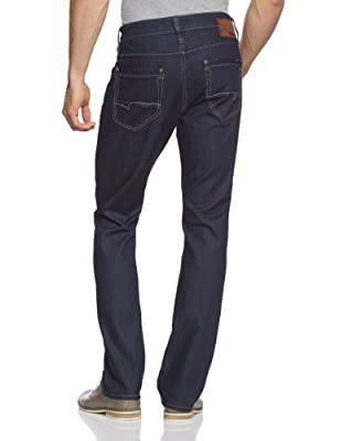 Mavi Men's Straight Fit Jeans