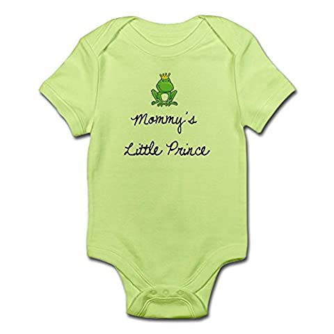 CafePress - Little Frog Prince Onesie - Cute Infant Bodysuit Baby Romper