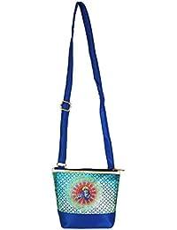 The Great Indian Mela Krishna Messenger Sling Bag