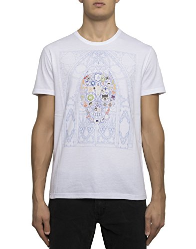 alexander-mcqueen-mens-453146qizt80900-white-cotton-t-shirt