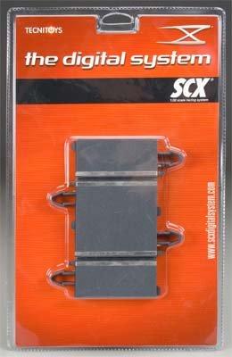 Scalextric - Recta de cierre (2 unidades) (B02025X200) por Fábrica de Juguetes