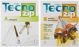 Tecno.zip. Con Mi preparo per l'interrogazione e Tavole per il disegno e la costruzione dei solidi. Per la Scuola media. Con ebook. Con espansione online: A-B