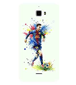 For Coolpad F1 8297 :: Coolpad F1 8297W cricketer, color ckricketer, men, ball Designer Printed High Quality Smooth Matte Protective Mobile Case Back Pouch Cover by APEX