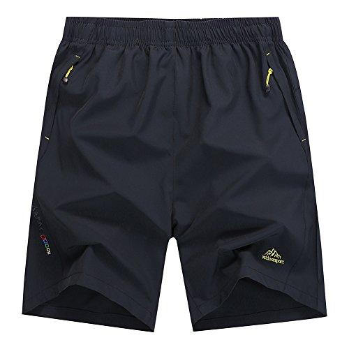 Militar De Trabajo Pantalones Cortos de Estilo Informal Bermudas Para Hombre Zafiro 7XL