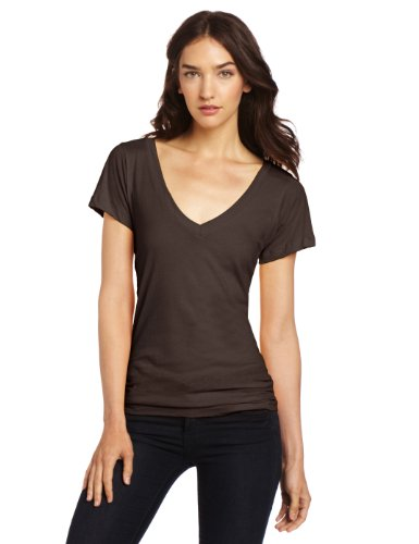 LNA Deev V - T-shirt - Femme Noir - Noir
