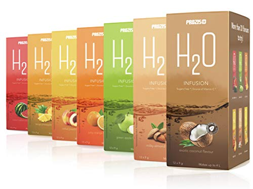 Prozis H2O Infusion Bevanda polvere per lidratazione del corpo