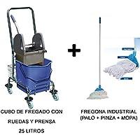 Carros de limpieza | Amazon.es
