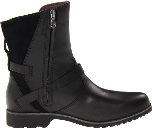 TevaDELAVINA LOW - Stivali donna Nero (BLACK- BLK)