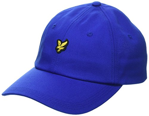 Lyle & Scott Herren Baseball Cap Cotton Twill, Blau (Duke Blue), One Size