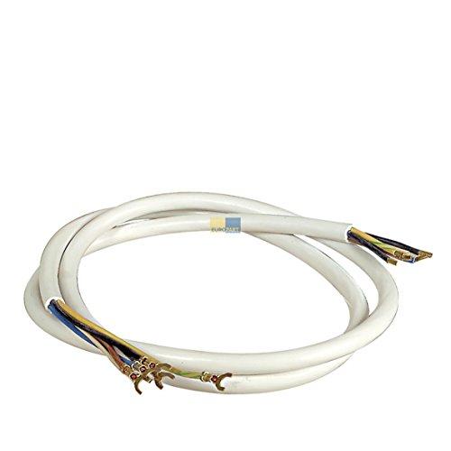 Kabel Herdanschlusskabel 1,5m Steckkabelschuhe auf Quetschverbinder