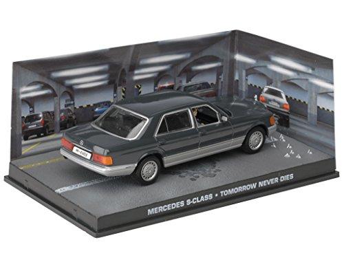 007 James Bond Car Collection #62 Mercedes-Benz S-Class (Tomorrow never dies)