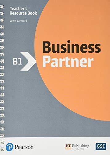 Business partner B1. Teacher's book. Con MyEnglishLab. Per le Scuole superiori. Con espansione online