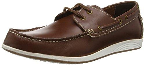 Lotus Exmouth, Chaussures bateau homme Marron - Marron