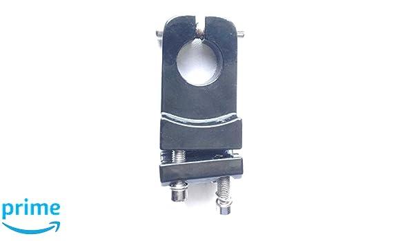 "Alu BMX Vorbau 50 mm Länge 1 1//8/"" 22,2mm Fahrradlenkervorbau stem neu"