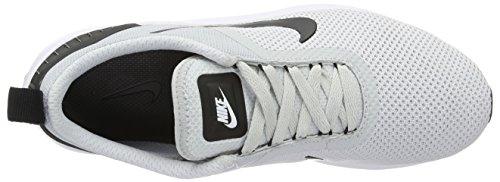 Nike Herren Lunarestoa 2 Essential Laufschuhe, Blau, 44 EU Grau (Pure Platinum/Schwarz/Weiß)
