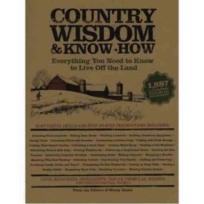 Country Wisdom & Know-How by Editors of Storey Books (2004-01-01)