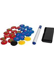 Derbystar Kit d'accessoires pour plan de jeu d'écran