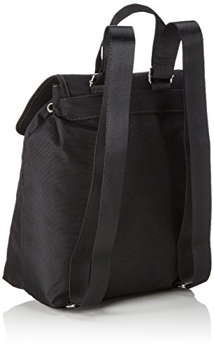 Gerry Weber Damen Lemon Mix II Backpack Rucksackhandtaschen, 25x14x32 cm Schwarz (Black 900)