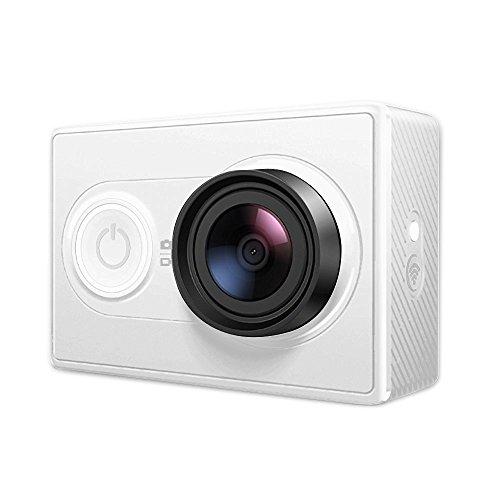 Xiaomi Yi Action Kamera Sport Kamera Wifi BT4.0 16MP aus Sony Sensor Ambarella A7LS 2Kp30 1080p60-Weiß