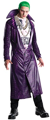 Il Joker - Suicide Squad - Adult Costume - XL - 46 ""