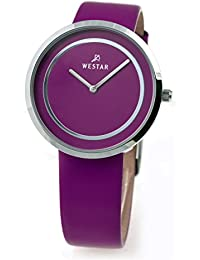 WESTAR Analog Champagne Dial Women's Watch-0403STN808