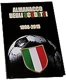 Almanacco degli Scudetti Diario STD Scuola nero 2015-2016