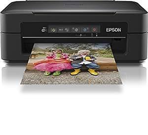 Epson Expression Home XP-215 Multifunktionsdrucker (Kopierer, Scanner, Drucker, WLAN, USB 2.0)