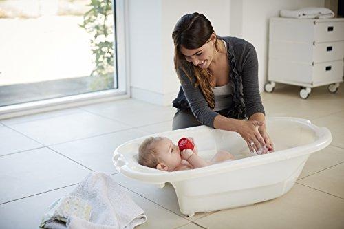 Mamas & Papas 4538472 Acqua Bambino Two Stage Bath – Pearl White