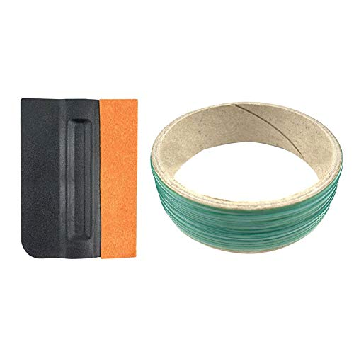 191b2fdd7529c Finish Car Line Knifeless Tape Squeegee For Vinyl Wrapping Cutting  Trim(green)