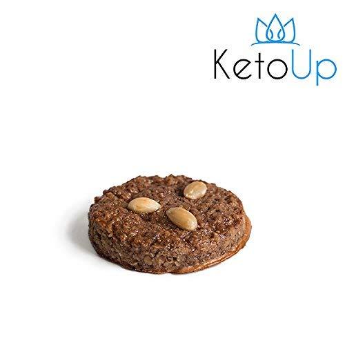 Low Carb Nusstaler von KetoUp: Enthält maximal 3% Kohlenhydrate | Ketogene - Low Carb Ernährung | Sportnahrung | Workout | Fitness | 3 x 120g (Lieferung Diät Frische)