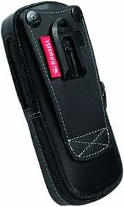 Krusell 89519 Housse en cuir pour Samsung GT-B2710 avec clip de fixation