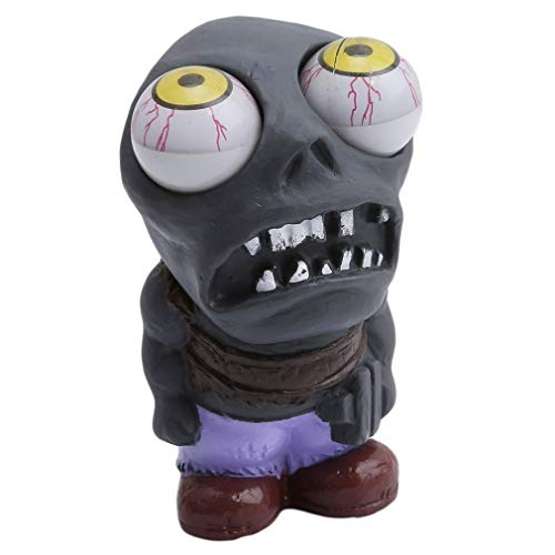 Xiao-masken Modische interessante Kinder Halloween Burst Eye Doll Eye Blowout Narr Toy Tricky Toys Scary Zombie Trick oder Festlichkeit Prop Decor