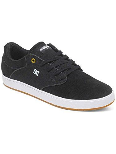 Herren Skateschuh DC Mikey Taylor Skateschuhe Black/White/Gum