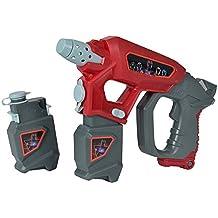 Simba 107062030 Power Rangers - Pistola de agua con función bomba