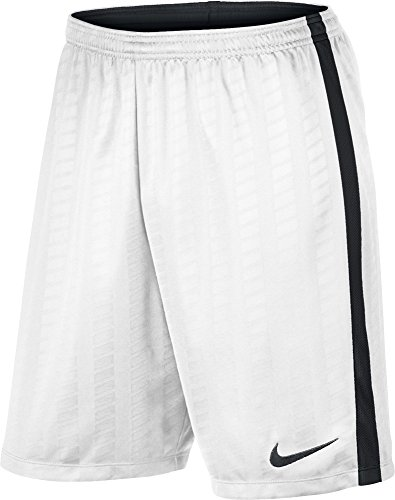 Nike Shorts Weiß (Nike M Nk Acdmy Jaq K, Herren-Shorts, Weiß (White/Black), XXL)