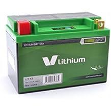 V LITHIUM - 34363 : Bateria De Litio V Lithium Litx9 (Con Indicador De Carga)