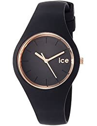 Ice-Watch Glam Unisex-Uhr Analog Quarz mit Silikonarmband – 001615