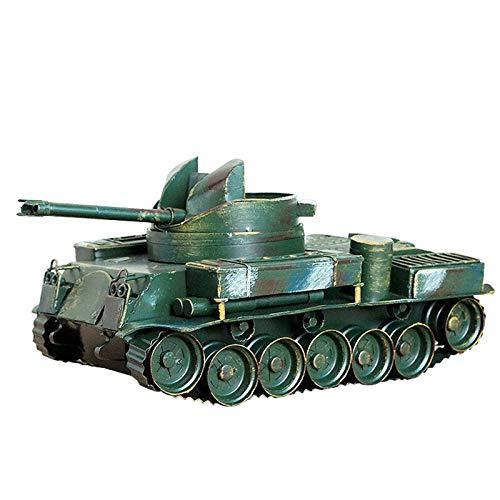 XMDNYE 3D Metall Puzzle Modell Tiger Tank Modell Montiert Metall Handwerk 3D Puzzles Kinder Spielzeug Kreative Wohnkultur Handwerk Miniaturen