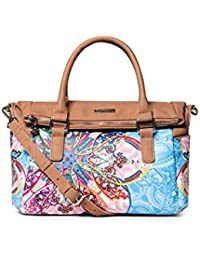Desigual - BOLSO MEXICAN CARDS LOVERTY