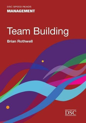 Team Building (Speed Reads) by Brian Rothwell (2001-12-03)